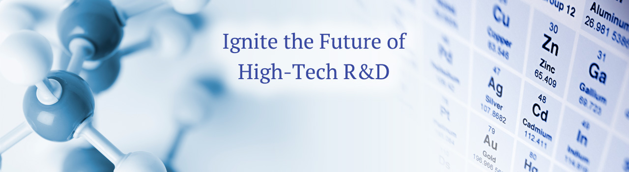 Ignite the Future of High-Tech R&D